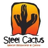 Steel Cactus restaurant logo