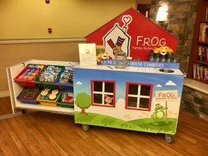 Frog cart