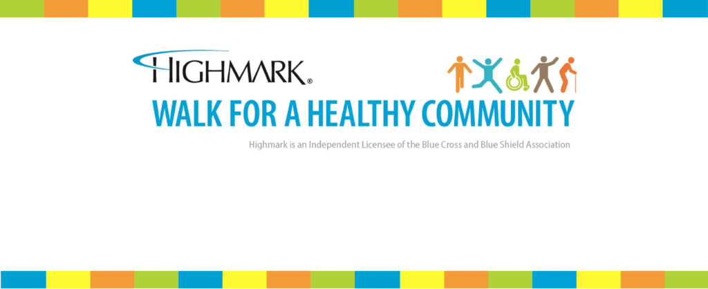 Walk with Us at the Highmark Walk