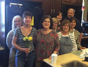 Apron Angels Volunteer Group at RMH Morgantown
