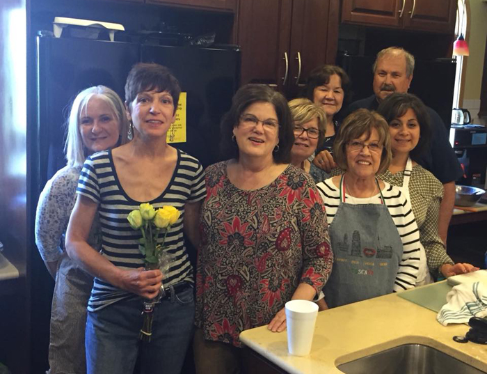 Apron Angels Volunteer Group at RMH Morgantown