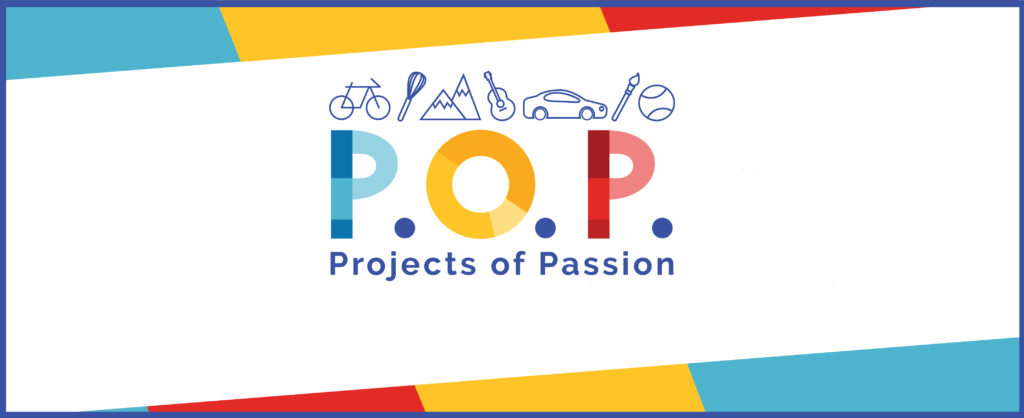 Projects of Passion banner image with logo