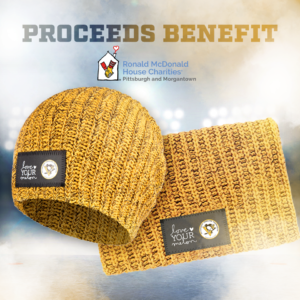 """b9b41e1ee3e The Pittsburgh Penguins Foundation is continuing to sell Penguins """"Love  Your Melon"""" beanies"""