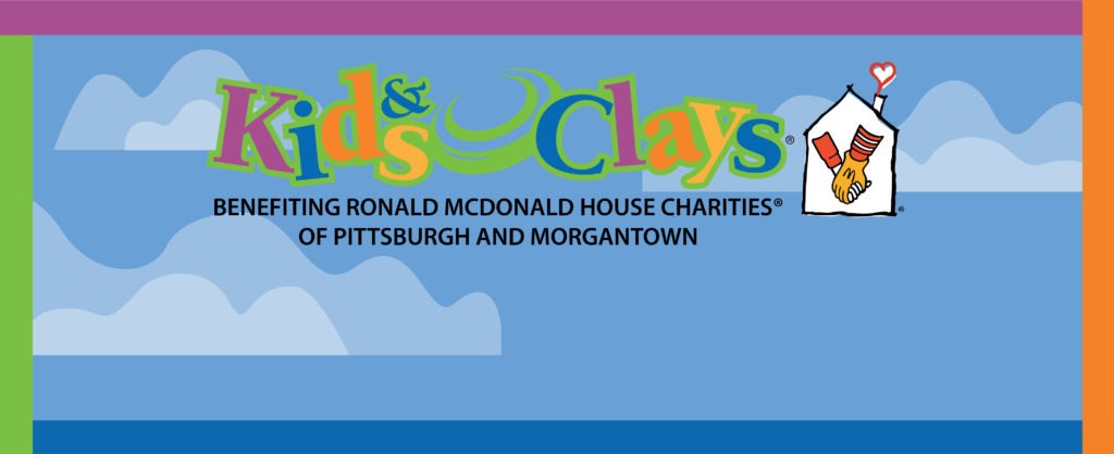 Kids and Clays Banner Image Logo