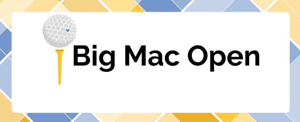 Big MAC Open Banner Logo Image