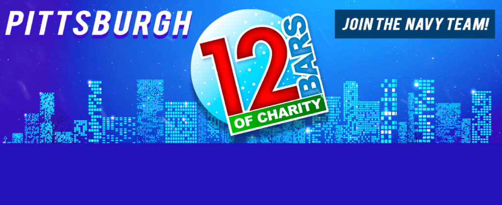 12 Bars of Charity Web Banner Image