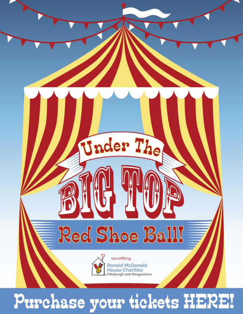 event banner image for the Red Shoe Ball event